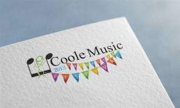 Coole Music - Logo Design