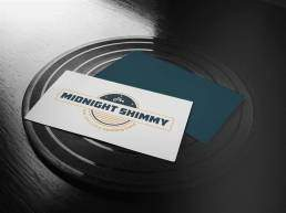 Midnight Shimmy - Logo Design