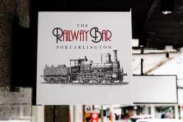 The Railway Bar - Logo Design