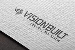 Vision Built - Logo Design