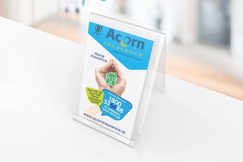 Acorn Insurance - Flyer