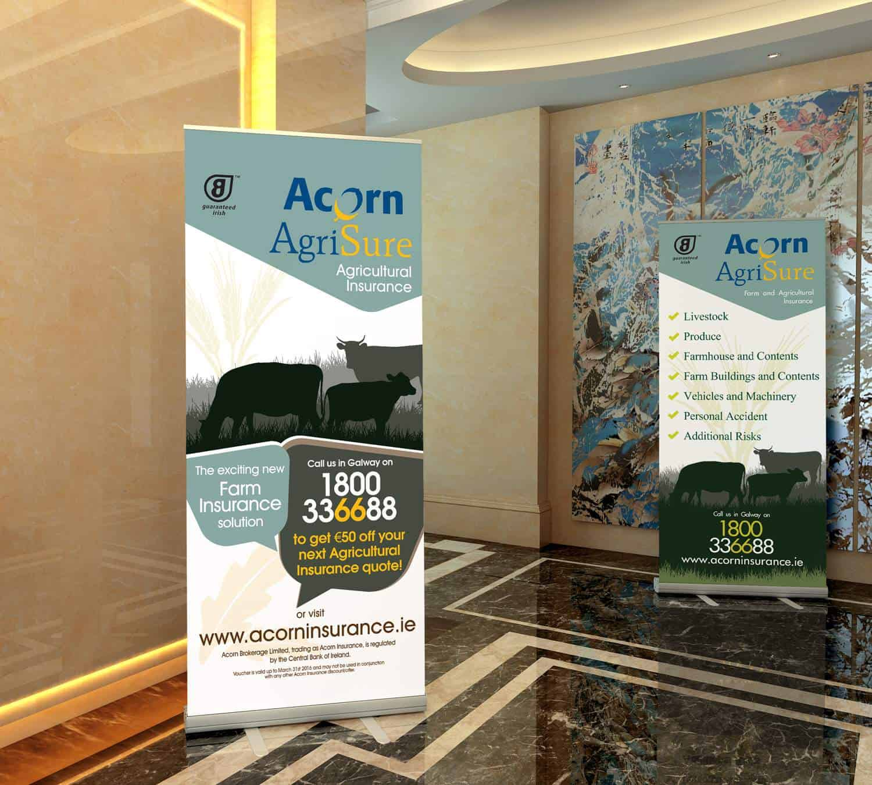 Acorn Insurance Roll Up