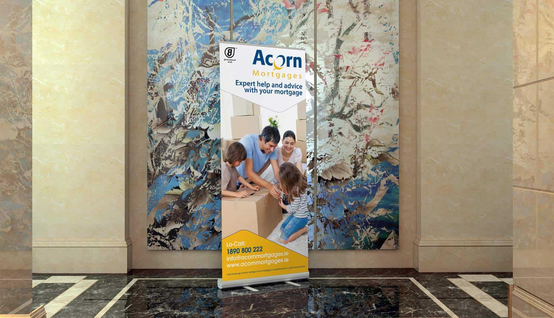 Acorn Insurance - Roll Up