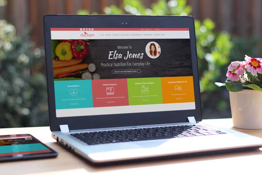 Elsa Jones Nutrition